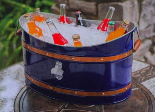 carrinho de bebidas