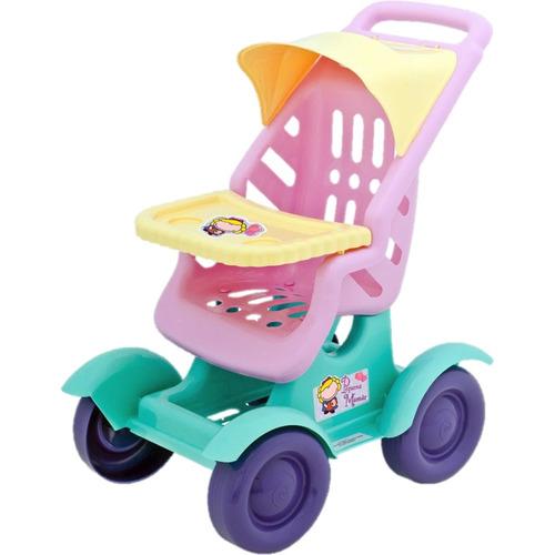 carrinho de boneca fashion - uliví