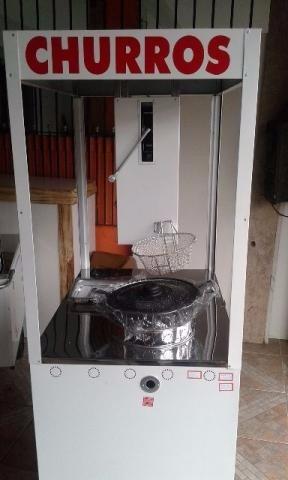 carrinho de churros novo