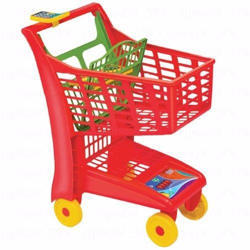 718c9473d4 Carrinho De Compras Infantil Supermercado - R  129