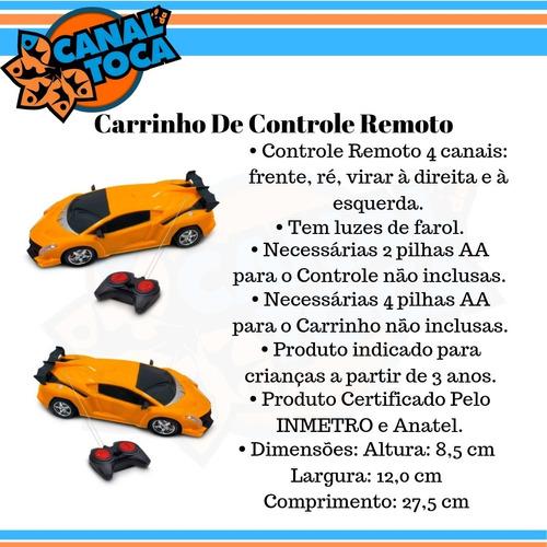 carrinho de controle remoto bw024
