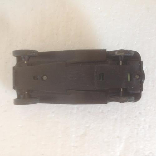 carrinho de metal / fricção - jgrss 100 - 1937 - e: 1:38