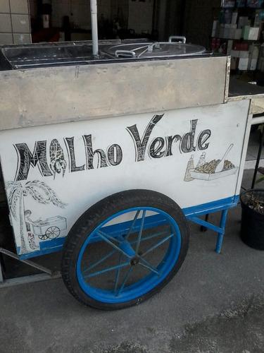 carrinho de milho