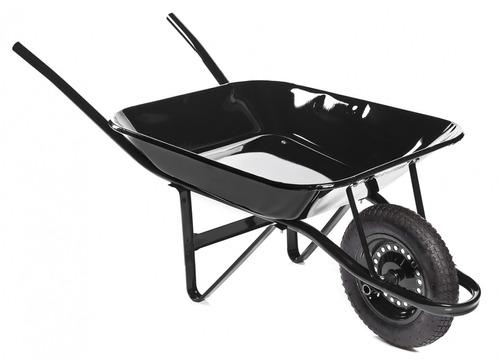 carrinho de mão (carriola) - pneu câmara - preto