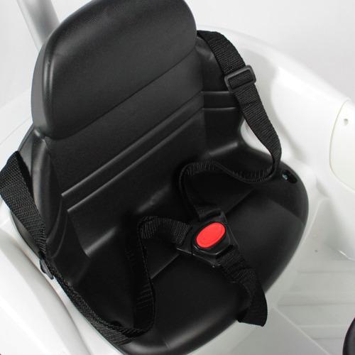 carrinho de passeio bmw z8 branco bel brink