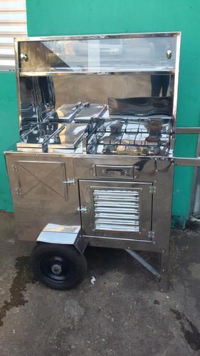 carrinho de tapioca