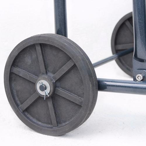 carrinho desmontável motor de popa até 25 hp