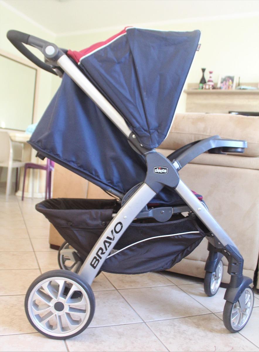 44e1ea30f carrinho e bebê conforto chicco bravo trio travel system. Carregando zoom.