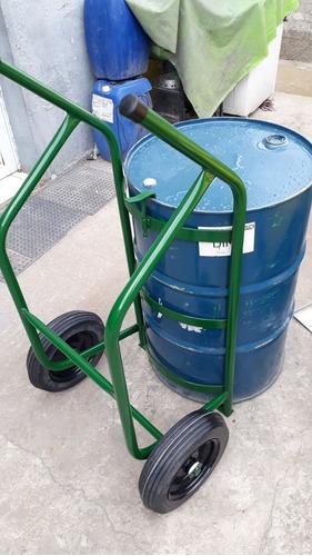 carrinho entonador de tambor 300kg