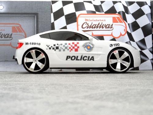 carrinho esportivo policia militar pm sp - roma