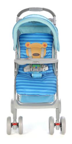 carrinho fit voyage azul puppy - voyage