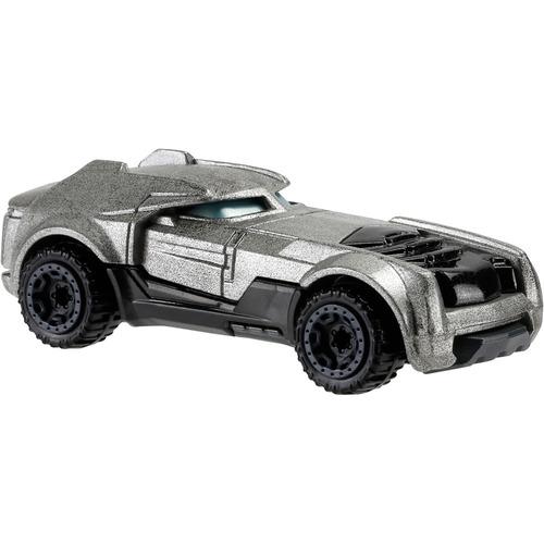 carrinho hot wheels - personagens dc comics - armored batman