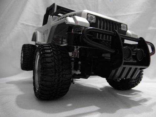 carrinho jeep farol led bateria recarregável lançamento