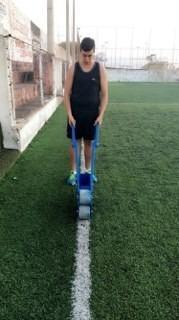 carrinho marcador pintura de linhas campo de futebol (10)