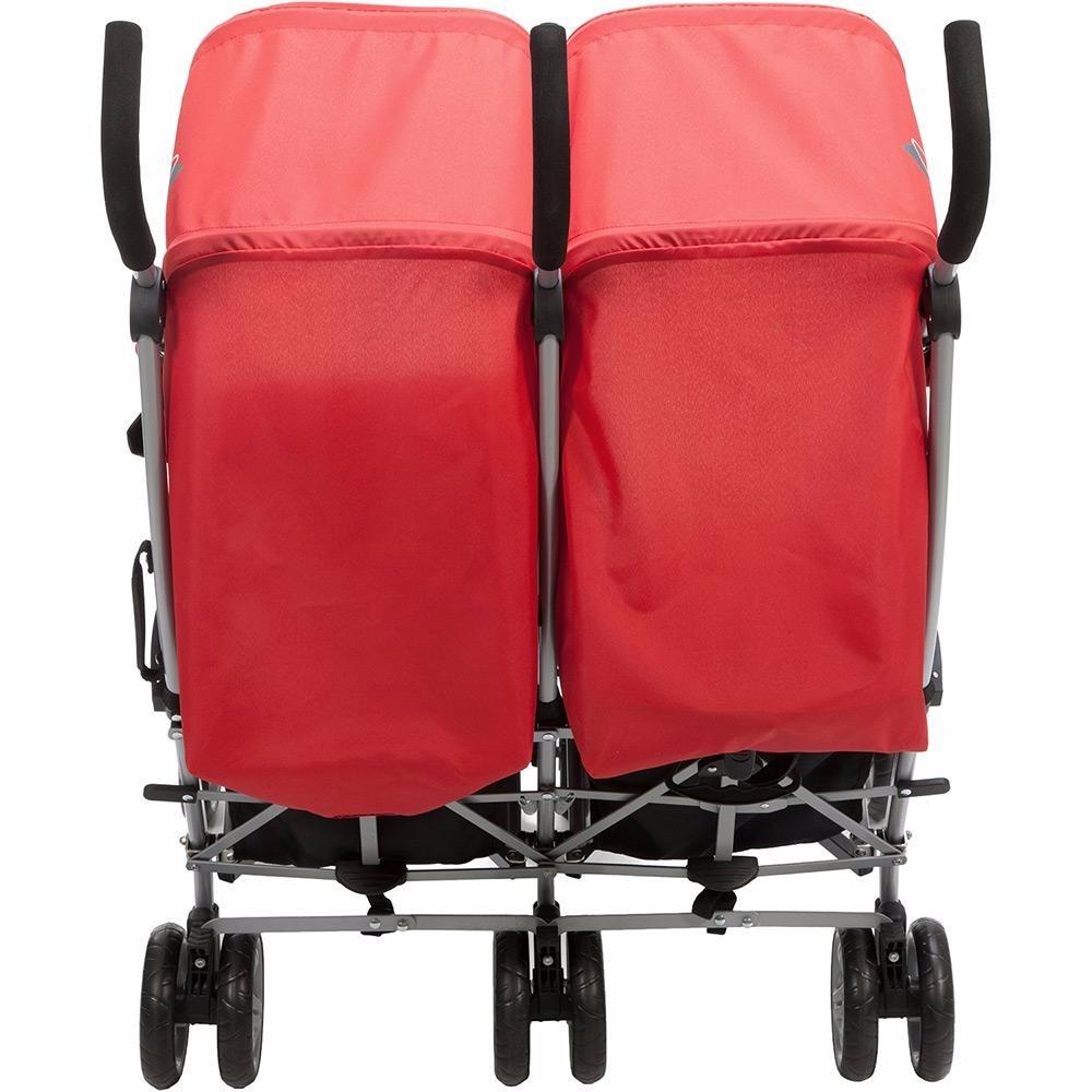 Adaptador Para Carrinho De Gemeos >> Carrinho Para Gêmeos Double - Alpha Red Safety 1st - R$ 999,90 em Mercado Livre