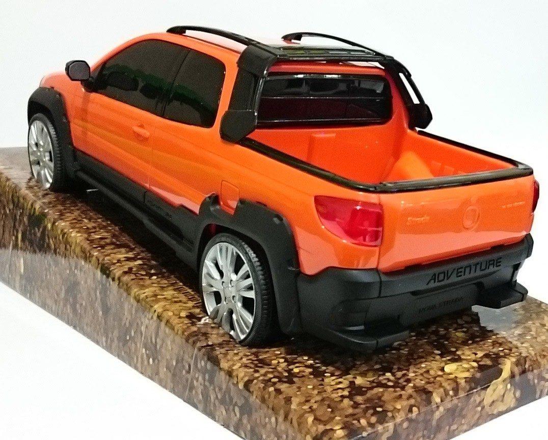 carrinho pick up fiat strada adventure roma brinquedos r 40 90 em mercado livre. Black Bedroom Furniture Sets. Home Design Ideas