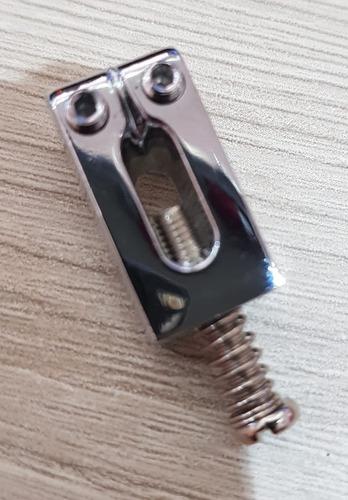 carrinho saddle ponte guitarra strato stratocaster unidade