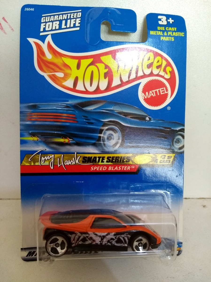 Carrinho Speed Blaster Hot Wheels Ca41
