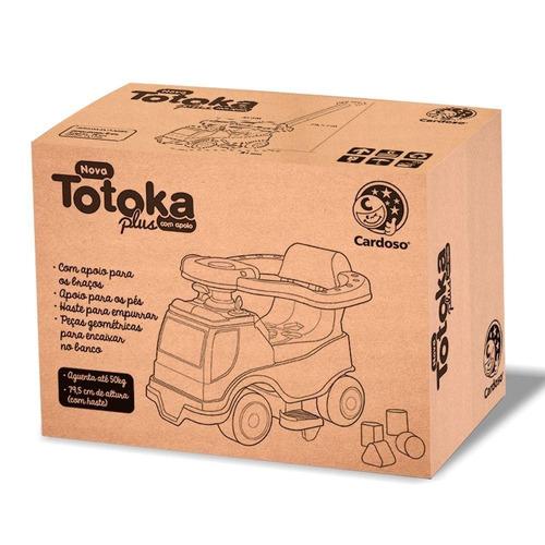 carrinho totoka galinha pintadinha com músicas peças cardoso