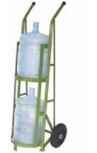 carrinho transp p/galão d'agua.