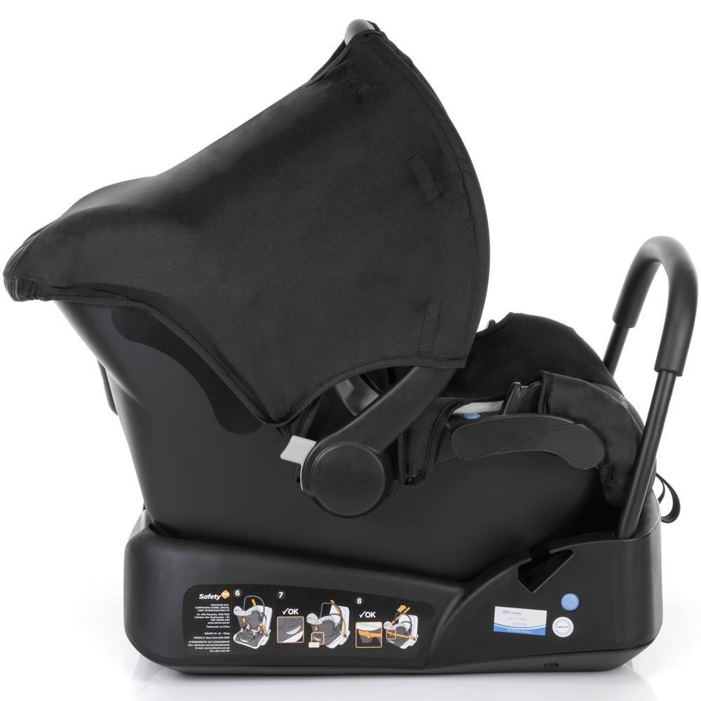 c05ec90e5ca carrinho travel system airway full black safety safety 1st. Carregando zoom.