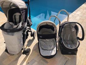 0e8fa163a Carrinho De Bebe Trio Sprint Carrinhos Chicc - Bebês no Mercado Livre Brasil