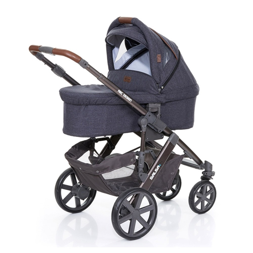 f0a6efdca carrinho trio salsa 4 abc design bebê conforto e moisés+ bas. Carregando  zoom.