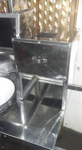 carrinho utilidades (churrasco, cachorro quente, fritadeira)