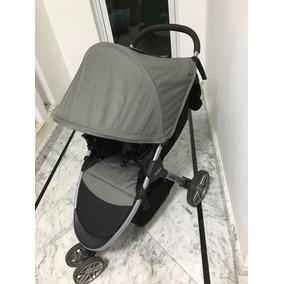 3b2e0cbc4fe17 Carrinho Para Bebê B-agile Britax Semi Novo C  Bebê Conforto