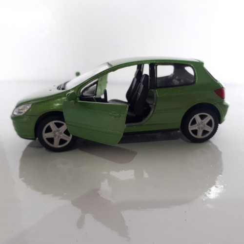 carrinhos,miniaturas,veiculos em miniaturas, peugeot 307 xsi