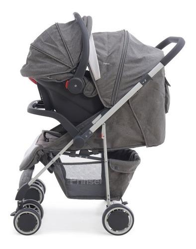 carriola bebe prinsel oviedo ts reversible portabebe