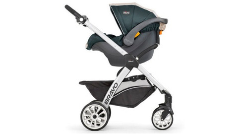 carriola bravo chicco trio polaris u s a