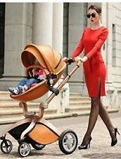 carriola carreola bebe europea hot mom de piel travel camel