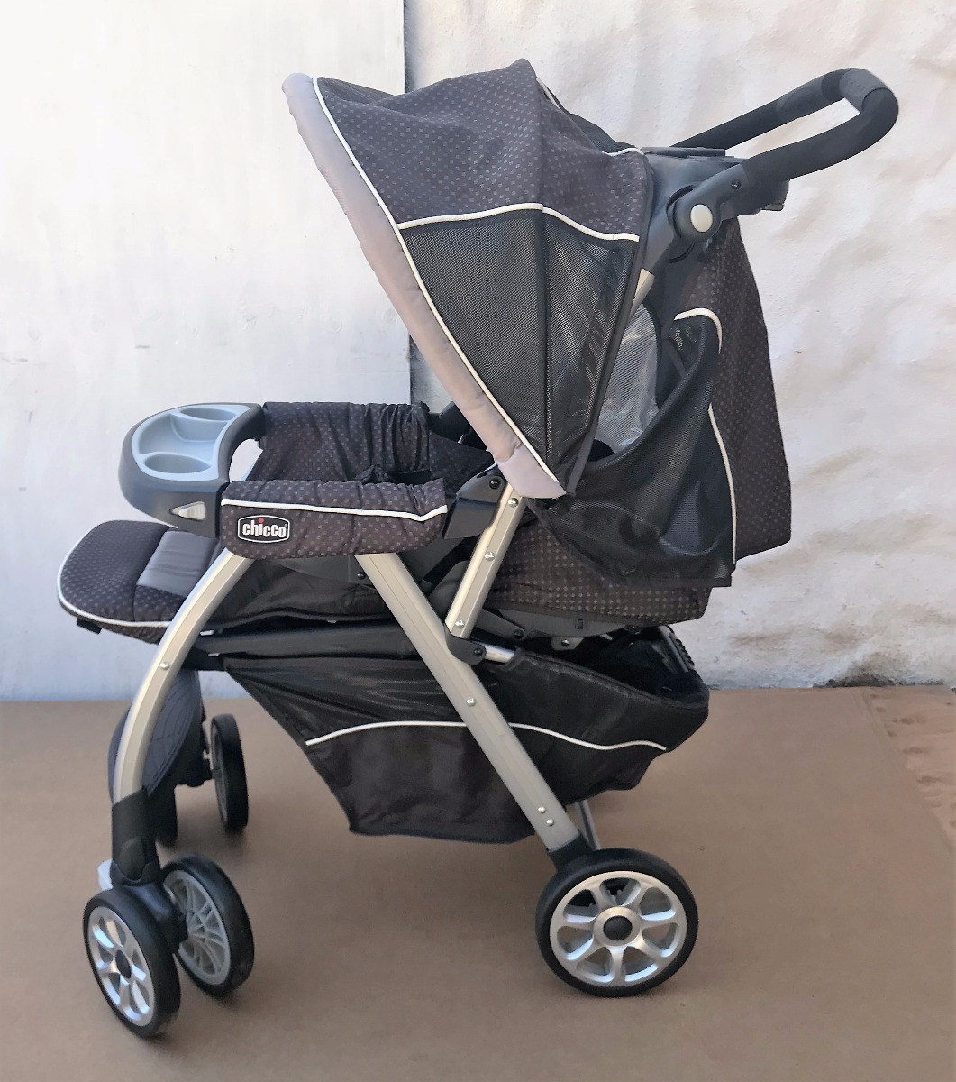 Carriola Chicco Magic Cortina Portabebe Keyfit30 - $ 4,199.00 en ...