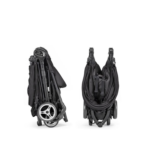 carriola city mini zip black