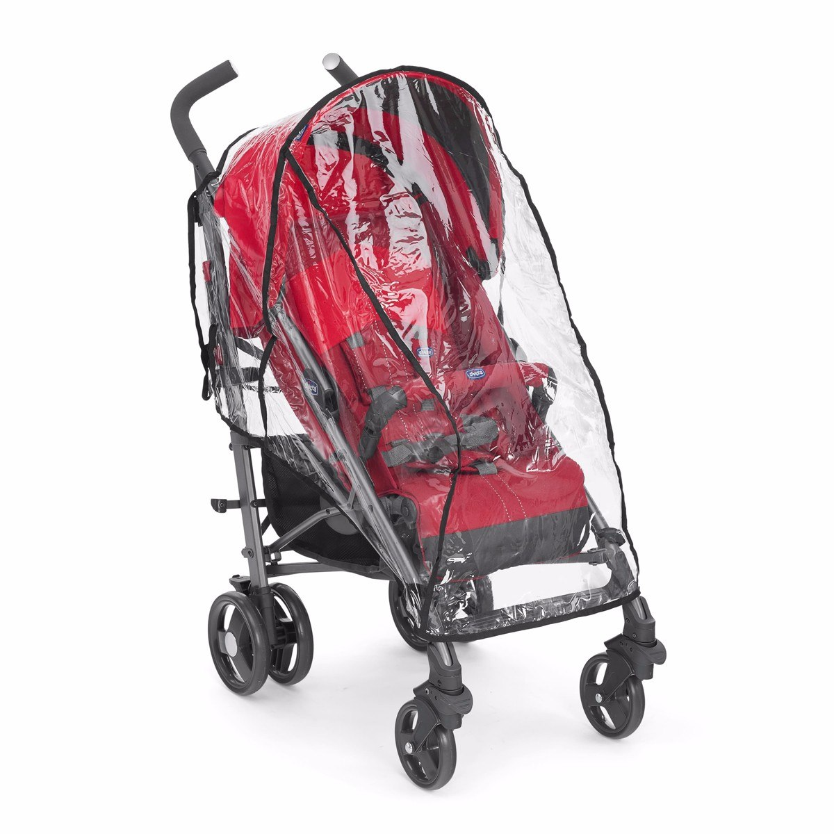 Carriola de baston chicco liteway 2 color rojo 2 898 - Silla chicco liteway 2 ...