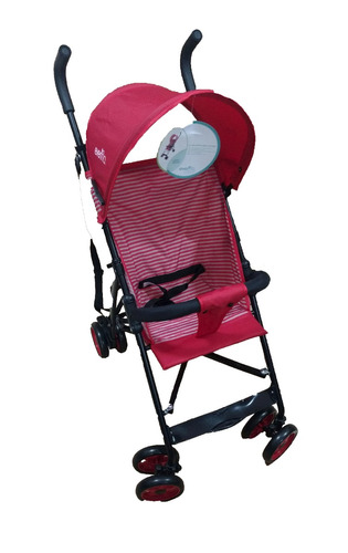 carriola de baston evenflo de bebe light & easy
