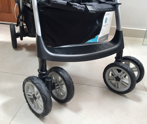 carriola doble graco roomfor2 clickconn stand and ride usada