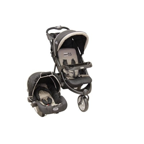 carriola fox 4 en 1 cappuccino prinsel bebe confortable