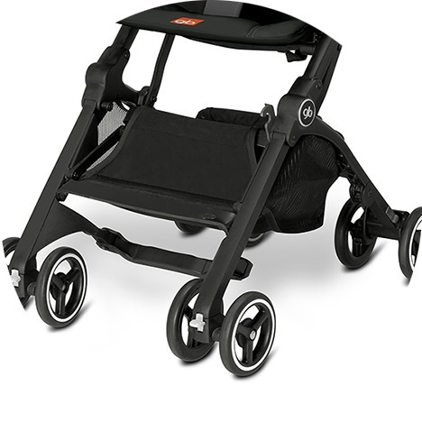 carriola gb pockit plus black (meses sin intereses)