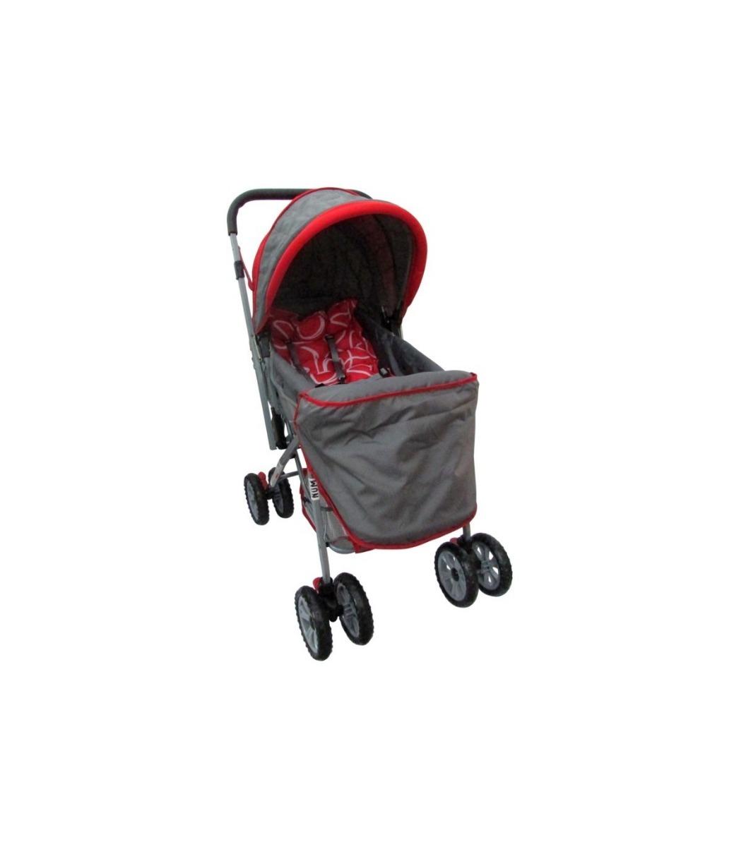 7936be1ca carriola para bebé reversible trendy kids sonic roja nueva. Cargando zoom.