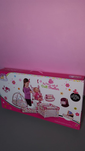 carriola para muñecas marca baby tek
