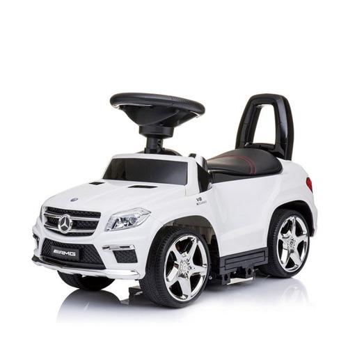 carrito a bateria de paseo niños mercedes benz- licenciado