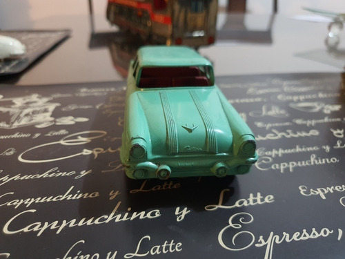 carrito a escala vintage