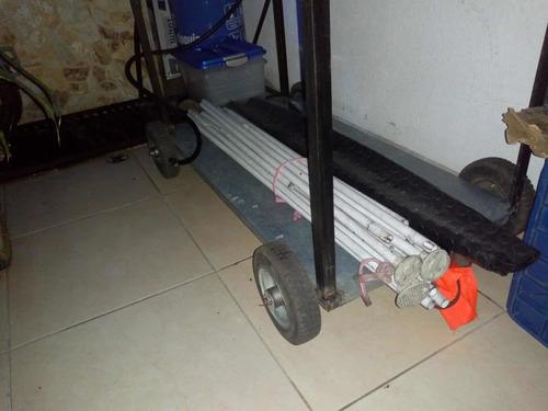 carrito asador