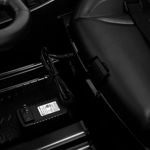 carrito audi rs5 negro bateria motor 12v control remoto