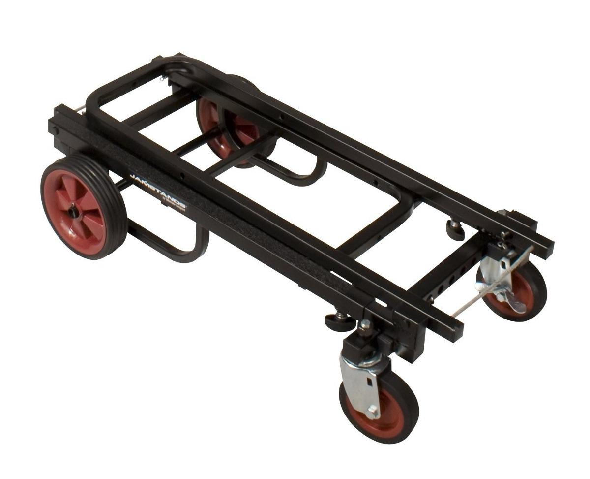Carrito auxiliar de transporte carretilla ajustable - Carretillas de transporte ...