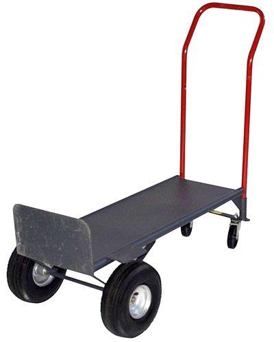 Carrito auxiliar de transporte diablito carretilla hm4 - Carretillas de transporte ...