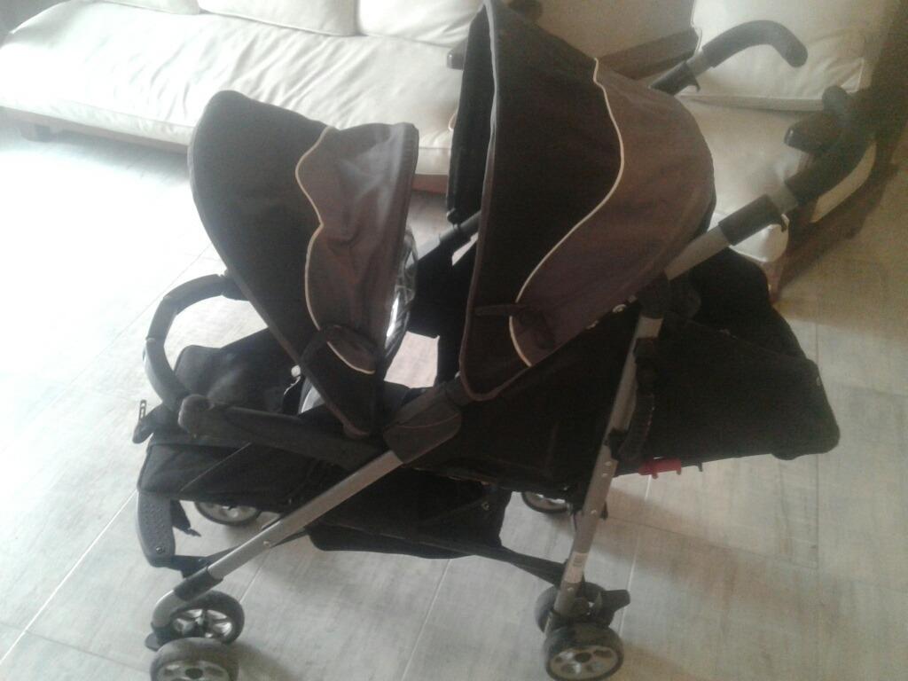 eb09915f0 Carrito Bebe Doble Infanti Cochecito Doble Infanti - $ 3.250,00 en ...