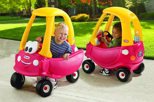 carrito buggy montable para niño cozy coupe little tikes msi
